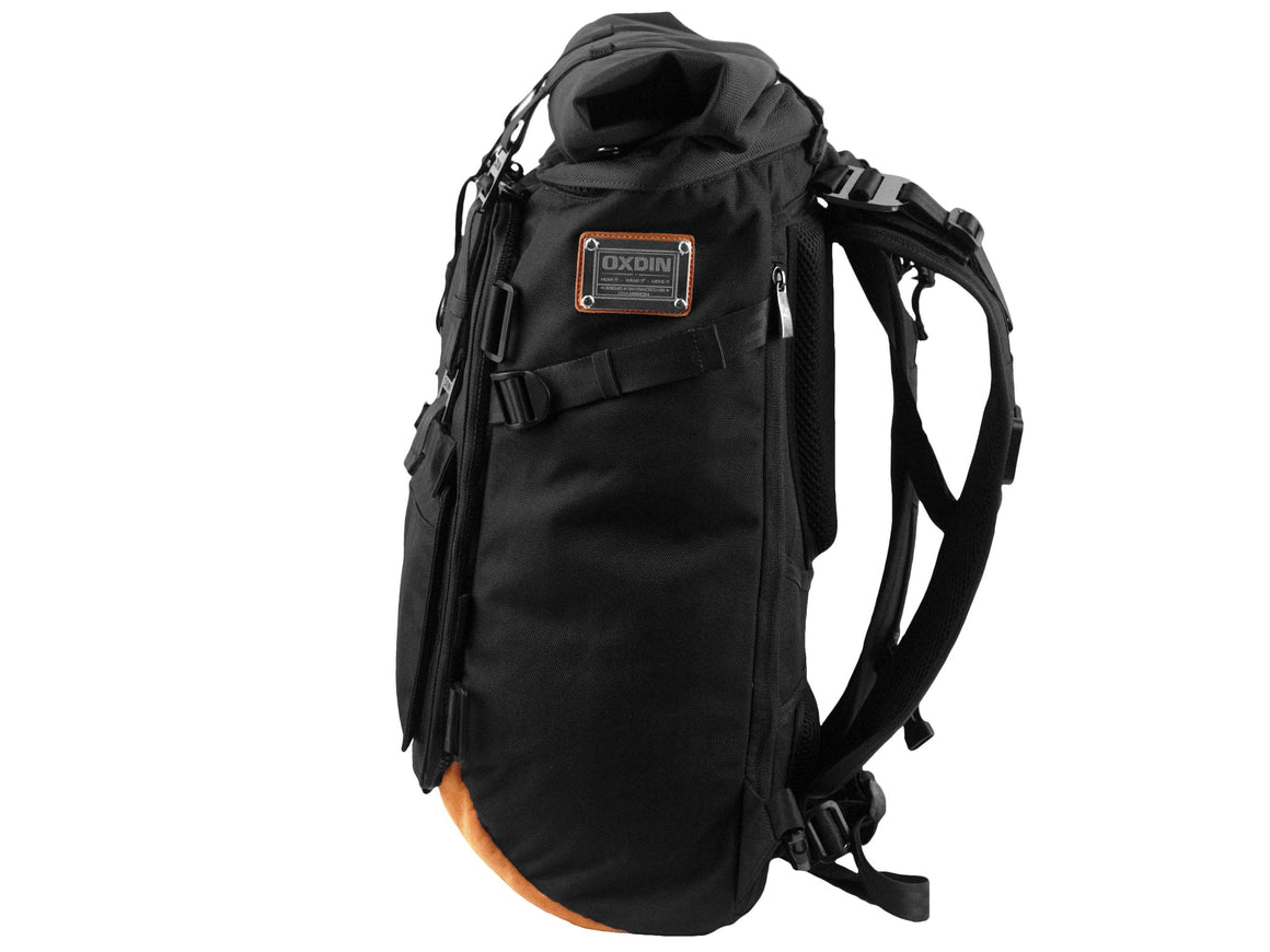 Customize Oxdin Venix Roll-Top Backpack