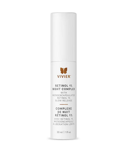 Bottle of Vivier Retinol 1% Night Complex