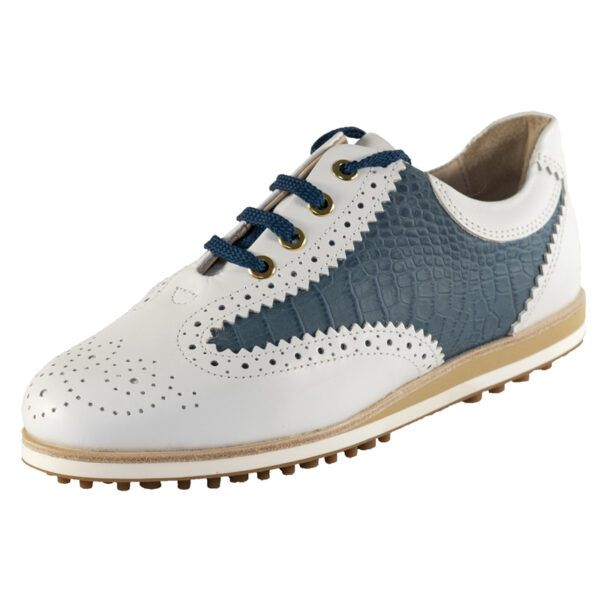 Aerogreen Prato Blue single shoe