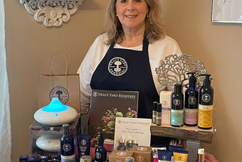 Neal's Yard Remedies Organic Online Fundraising Event 9am (Monday 15th February to Friday 19th February) at midnight