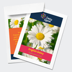 Daisy Seeds - Supporting the Daisy Appeal