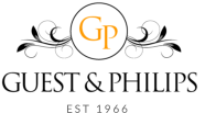 Guest and Philips logo