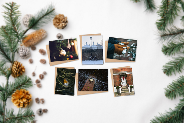 Christmas Card pack