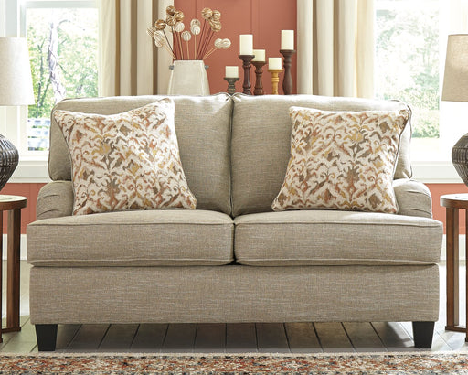 Almanza Signature Design by Ashley Loveseat image