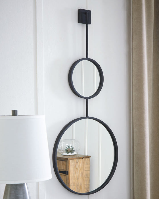 Brewer Signature Design by Ashley Mirror image