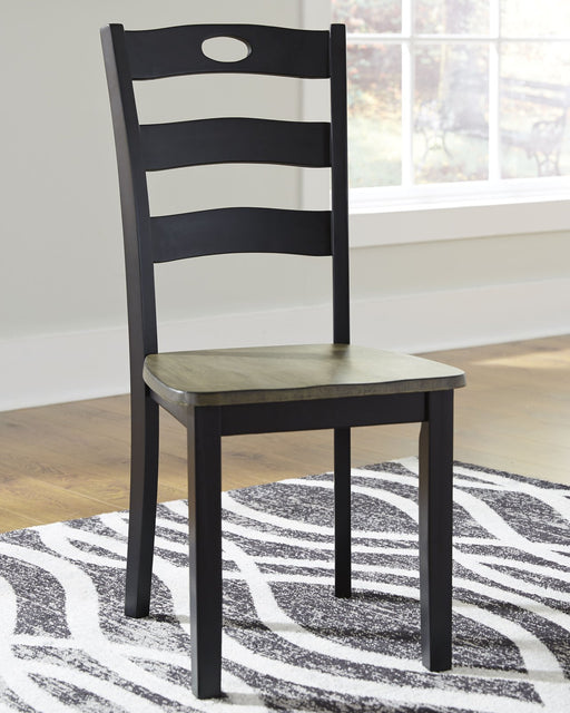 Froshburg Signature Design by Ashley Dining Chair image