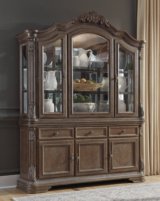 Charmond Signature Design by Ashley Dining Room Buffet and China image