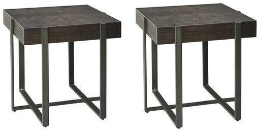 Drewing Signature Design 2-Piece End Table Set image