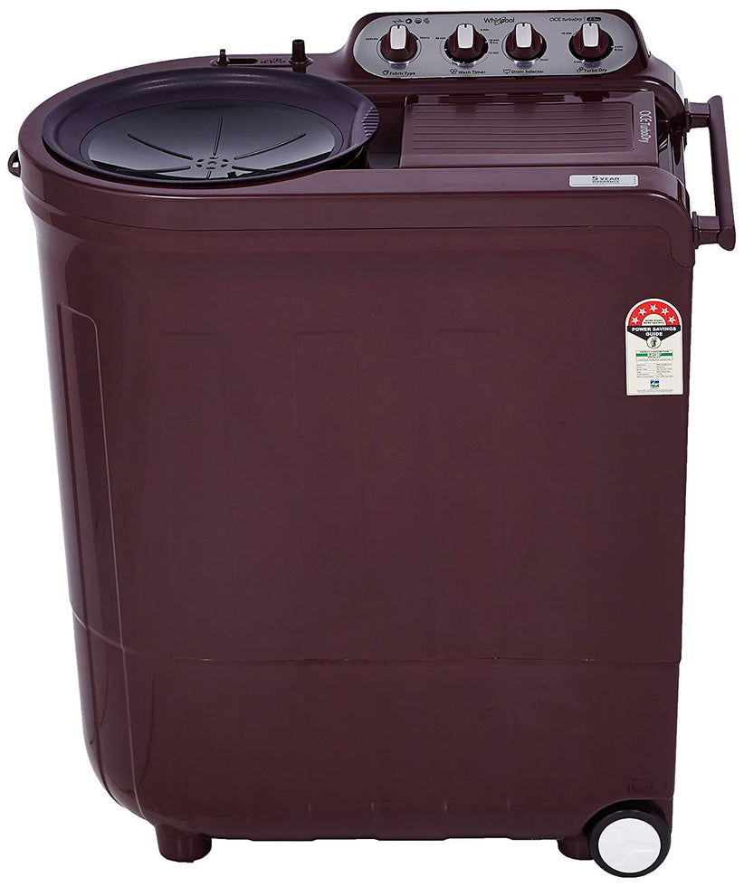 WHIRLPOOL WM ACE7.5 TURBO DRY WINE DAZZLE