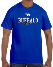 Load image into Gallery viewer, Buffalo Bulls NCAA Campus Script Unisex T-Shirt