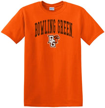 Load image into Gallery viewer, Bowling Green State Falcons NCAA Jumbo Arch Unisex T-Shirt