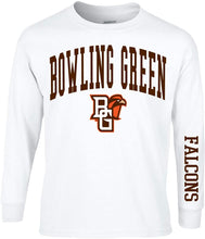 Load image into Gallery viewer, J2 Sport Bowling Green State Falcons NCAA Unisex Long Sleeve T-Shirts
