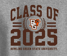 Load image into Gallery viewer, Bowling Green State Falcons NCAA Class of 2025 Arch T-Shirt