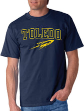 Load image into Gallery viewer, University of Toledo Rockets NCAA Rocket Unisex T-Shirt