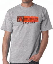 Load image into Gallery viewer, Bowling Green State Falcons NCAA Sticker Unisex T-Shirt