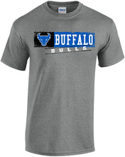 Load image into Gallery viewer, Buffalo Bulls NCAA Sticker Unisex T-Shirt