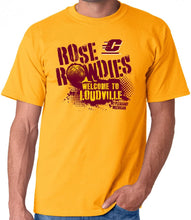 Load image into Gallery viewer, J2 Sport Central Michigan University Chippewas NCAA Rose Rowdies Loudville Unisex T-Shirt