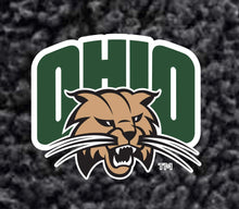 Load image into Gallery viewer, Ohio University Bobcats NCAA Ladies Sherpa Hat