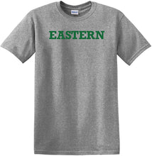 Load image into Gallery viewer, Eastern Michigan University Eagles NCAA Block Unisex T-Shirt