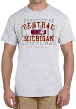 Load image into Gallery viewer, J2 Sport Central Michigan University Chippewas NCAA Varsity Tradition Unisex T-Shirt