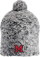 Load image into Gallery viewer, J2 Sport Miami University Redhawks NCAA Ladies Sherpa Hat