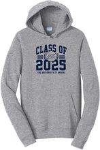 Load image into Gallery viewer, J2 Sport University of Akron Zips NCAA Class of 2025 Arch Hooded Sweatshirt
