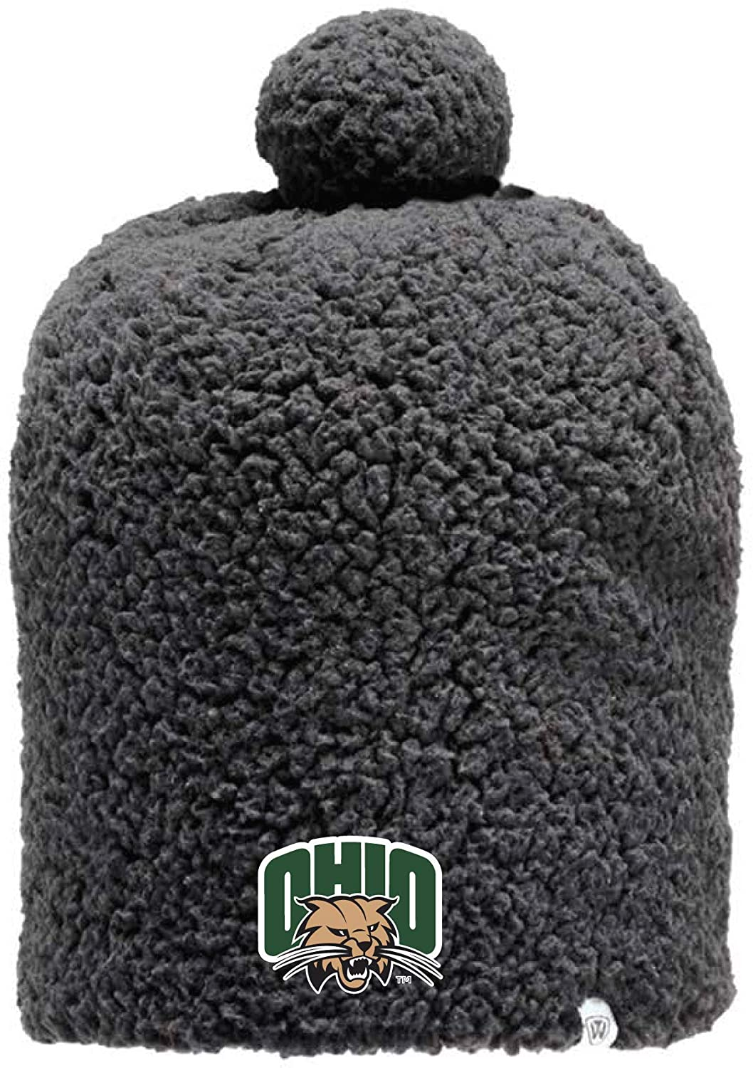 Ohio University Bobcats NCAA Ladies Sherpa Hat