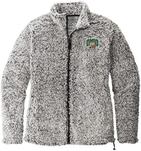 Load image into Gallery viewer, Ohio University Bobcats NCAA Ladies Cozy Fleece Jacket