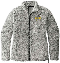 Load image into Gallery viewer, University of Toledo Rockets NCAA Ladies Cozy Sherpa Fleece Jacket