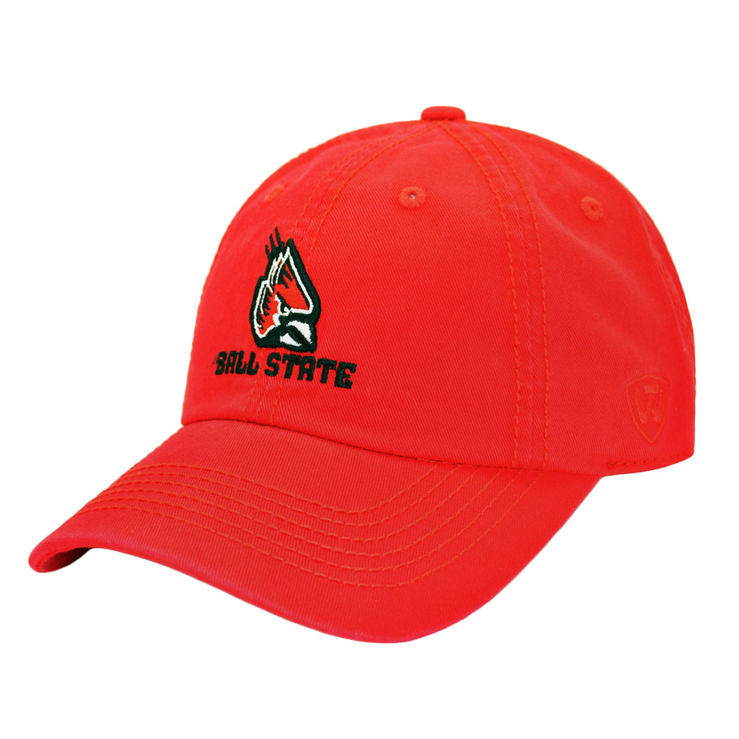 Ball State Embroidered Crew Hat