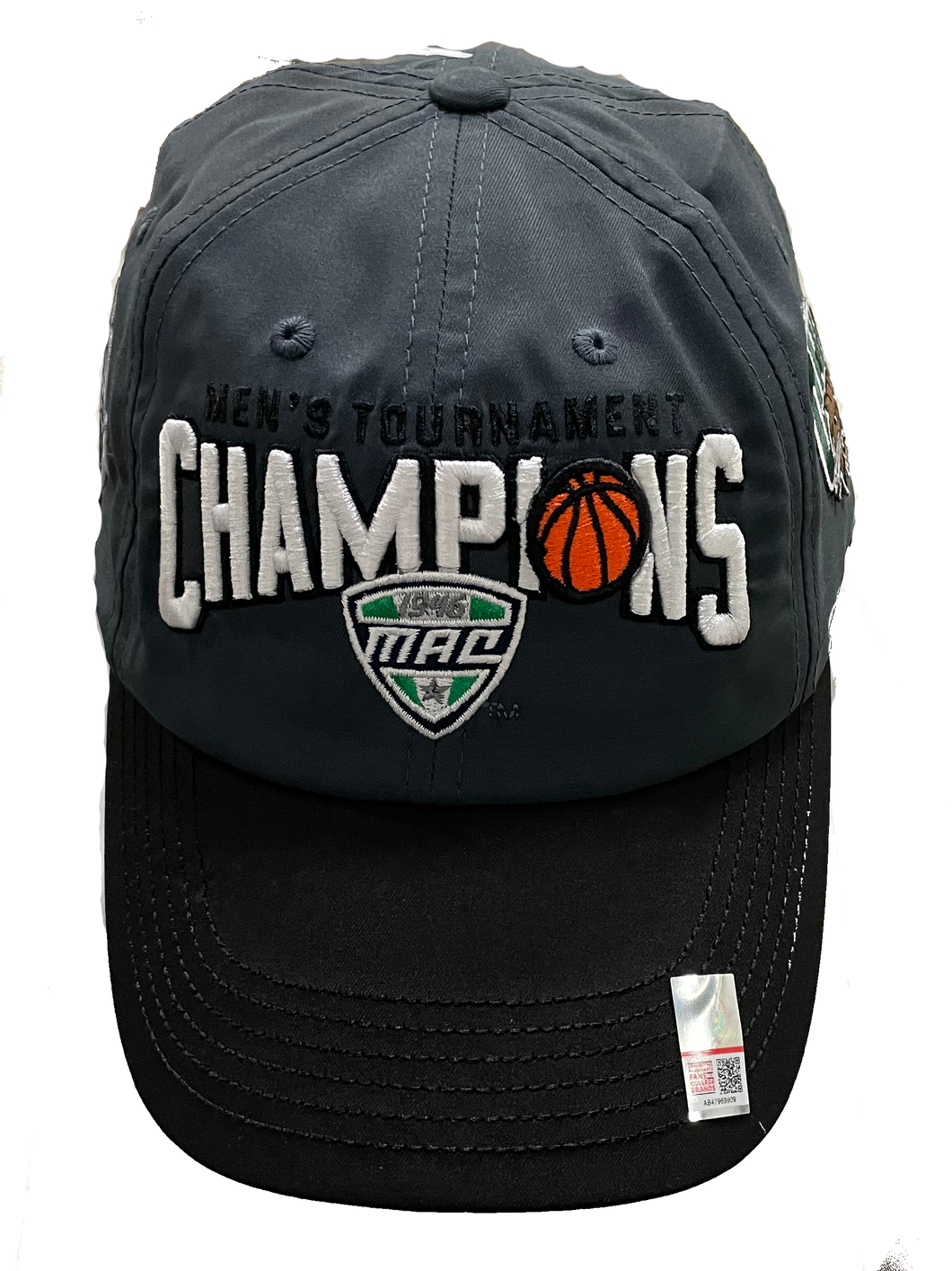 2021 Official MAC Men's Champion Basketball Locker Room Hat