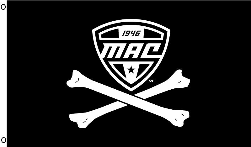 Official MAC Jolly Roger Flag