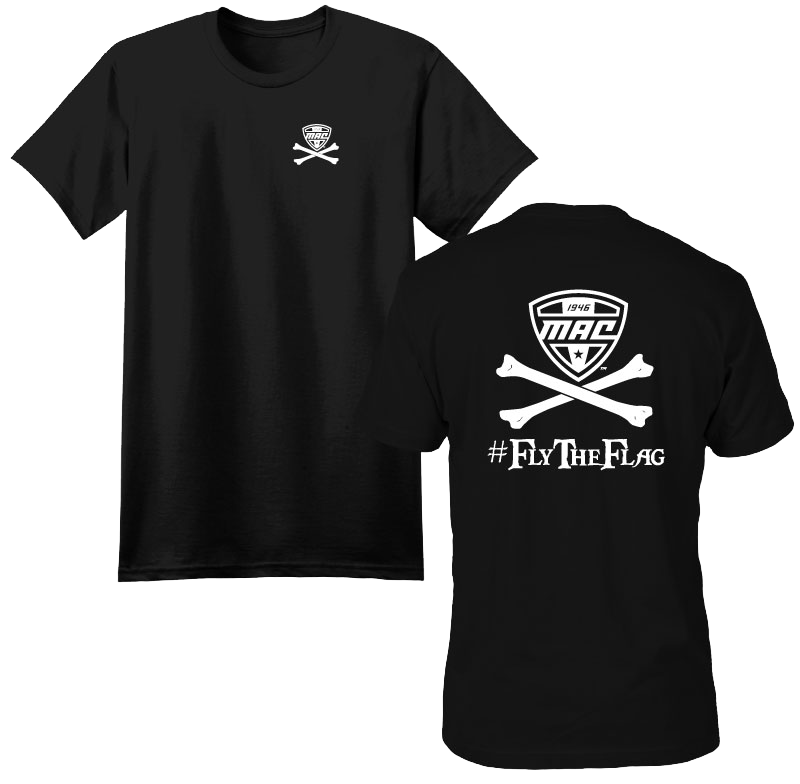 Official MAC Jolly Roger Logo Women's Shortsleeve Tee