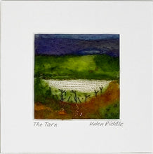Load image into Gallery viewer, The Tarn Felt Art by Helen Riddle