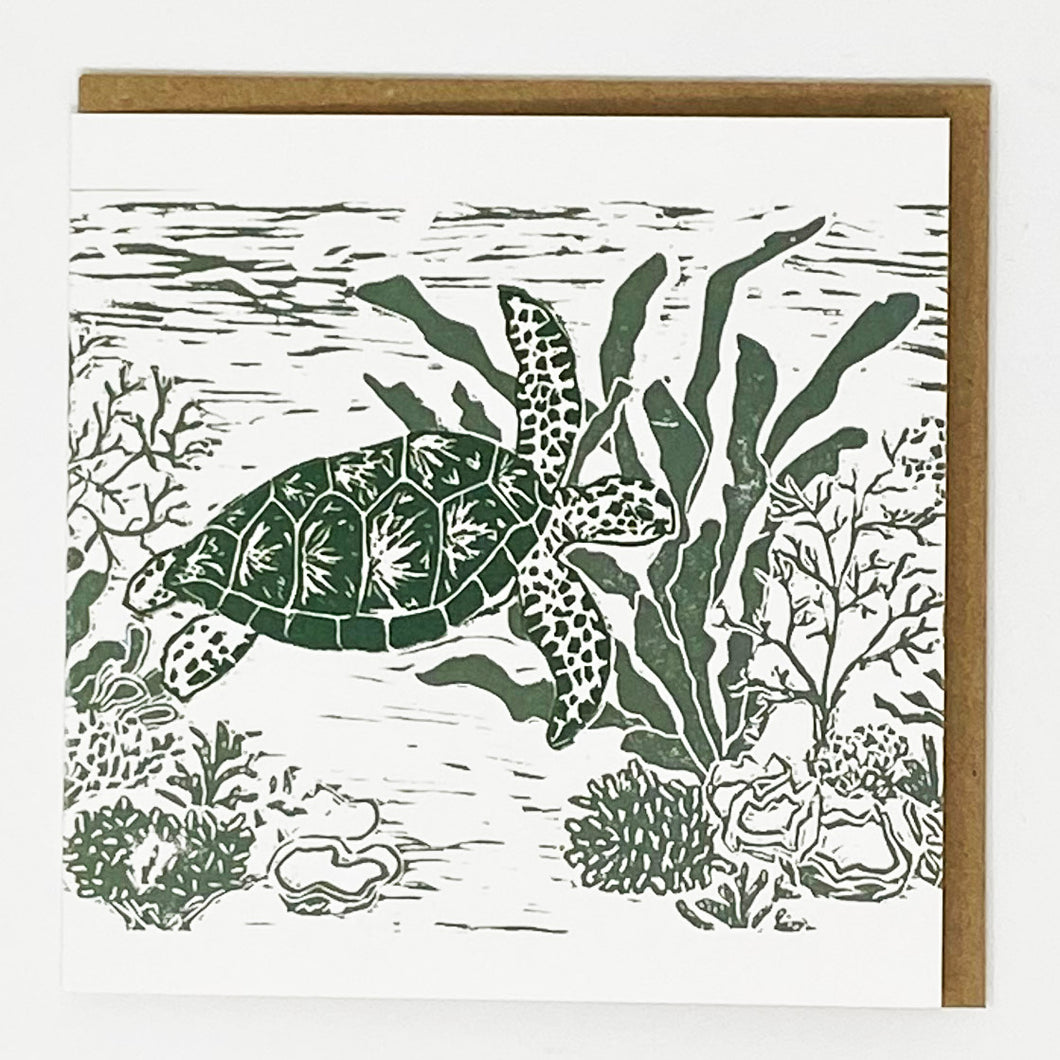 Turtle Card by LDM Design