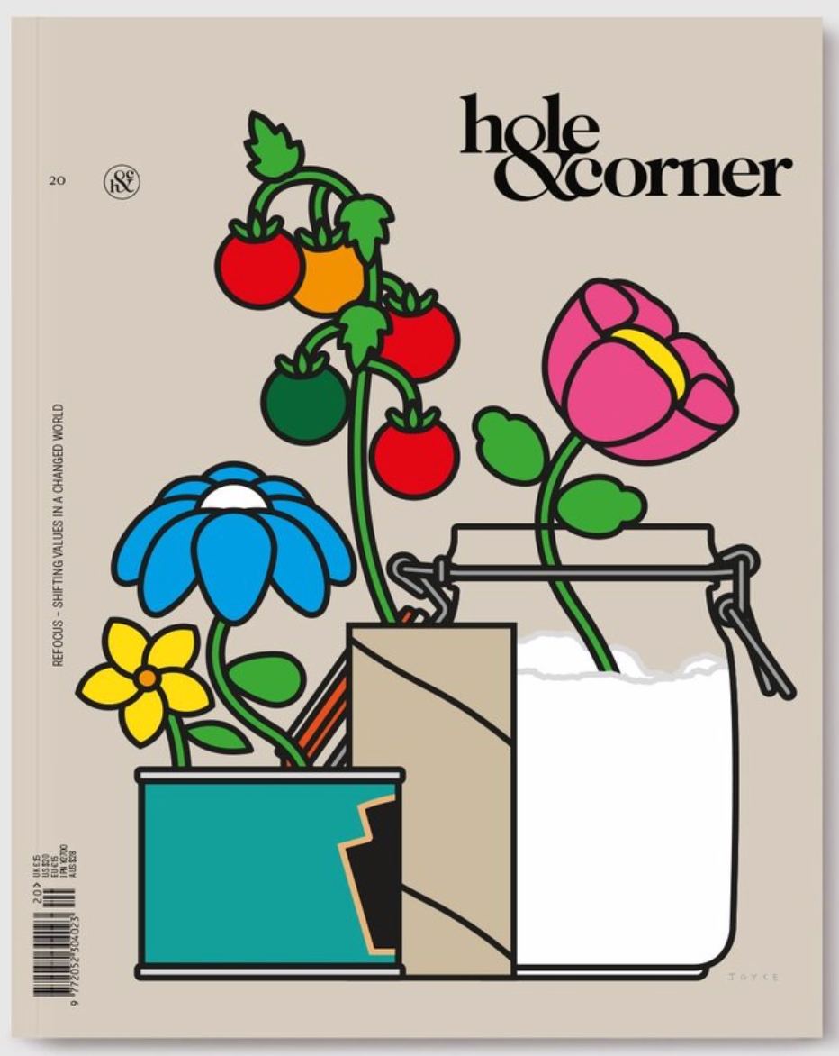 Hole & Corner - Issue 20