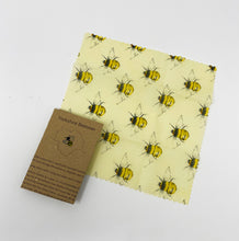 Load image into Gallery viewer, Wax Food Wraps by Yorkshire Beeswax S
