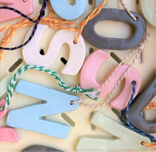 Load image into Gallery viewer, Hannah Way - Ceramic Letters N-Z
