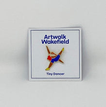 Load image into Gallery viewer, Tiny Dancer Enamel Pin Badge