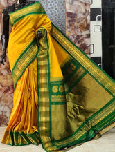 Load image into Gallery viewer, Gadwal Silk