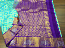 Load image into Gallery viewer, Kanchi Handloom Silk