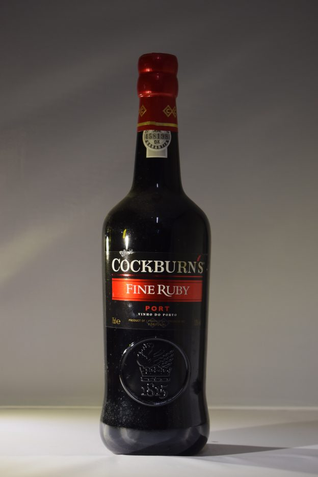Cockburns Fine Ruby Port