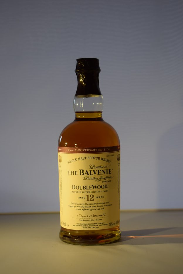 The Belvenie Double Wood Aged 12 Years Single Malt Scotch Whiskey 70CL