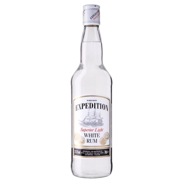 Expedition White Rum -70cl