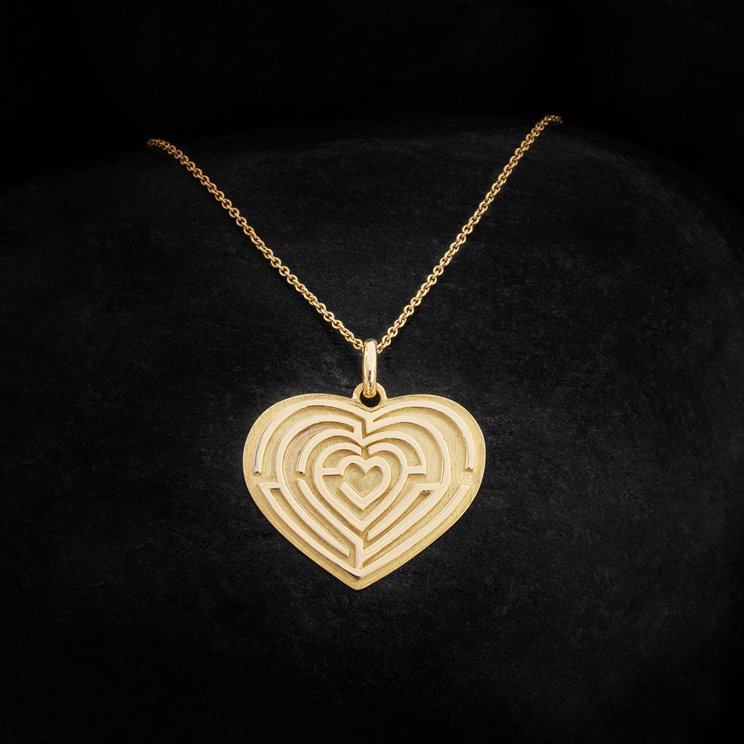 Love is the Way Necklace