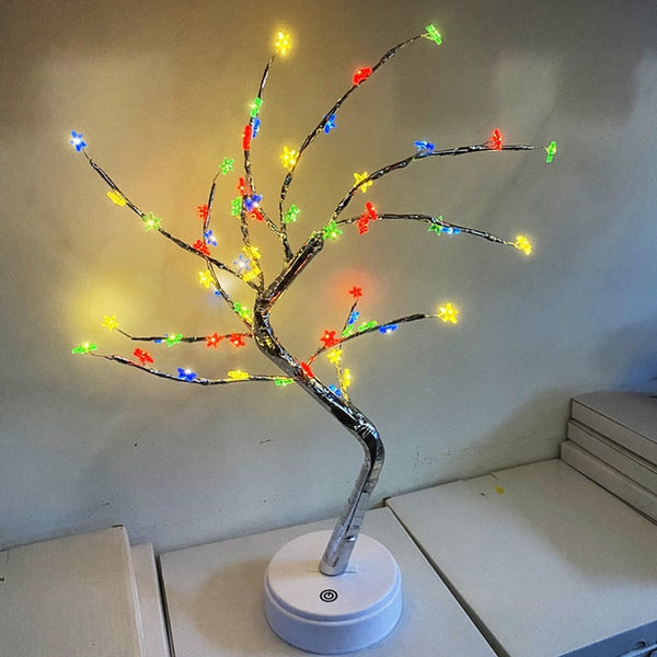 Blooming Bonsai Spirit Tree Lamp