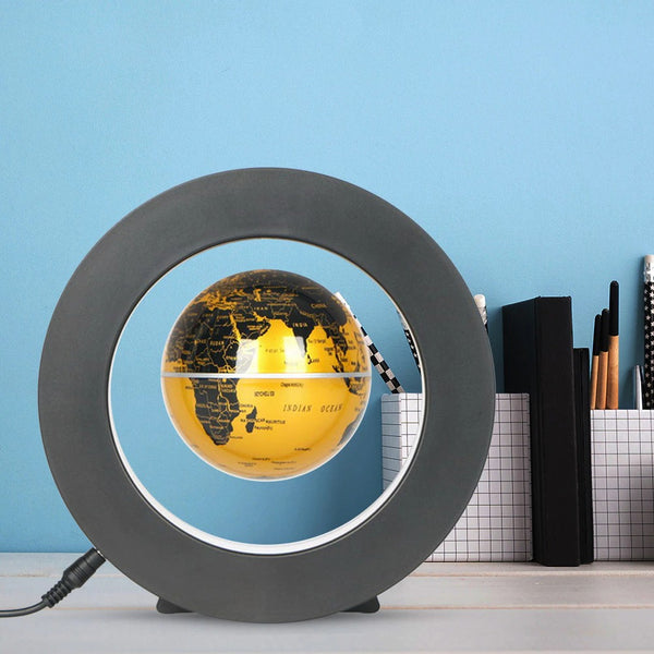Blooming Magnetic 3D Globe Lamp