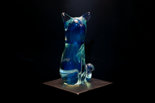 Load image into Gallery viewer, silver cat