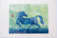 "Load image into Gallery viewer, ""pandemic pony series"" half sheet prints"
