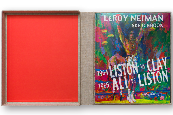 LeRoy Neiman Sketchbook